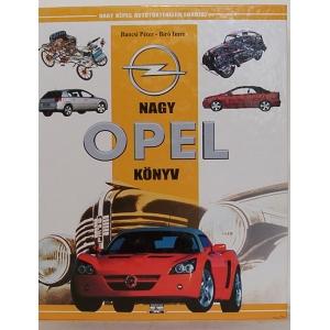Nagy Opel könyv