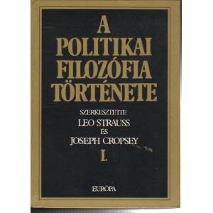 A politikai filozófia története I-II.