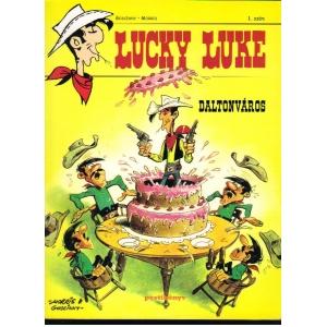 Daltonváros - Lucky Luke sorozat