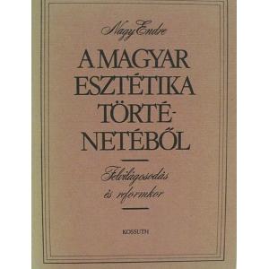 A magyar esztétika történetéből