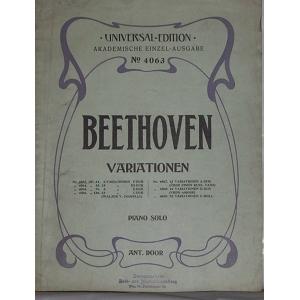 Beethoven Variationen