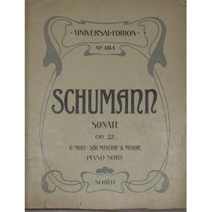 Schumann sonate