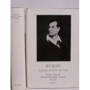 Byron válogatott művei I-II.